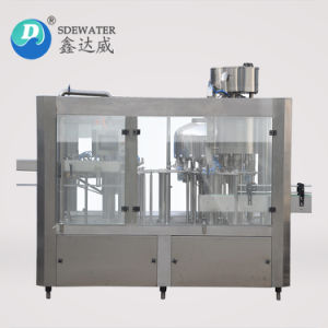 Goede Vloeibare die het Vullen van de Prijs Machine voor de Drank van de Drank wordt gebruikt