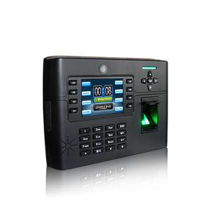 De forma independiente del sistema de control de acceso de huella dactilar con la foto - ID / lector de tarjetas ID (TFT900)