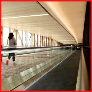Beweglicher Weg-Rolltreppe für großen Passagier-Fluss