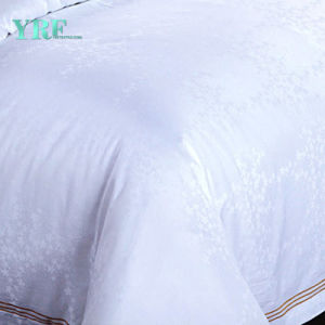 Soft lujosa ropa de cama de algodón 100 Custom Hotel