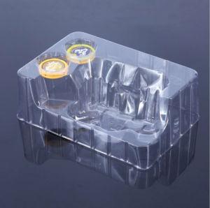 Plastica del PVC del commercio all'ingrosso della fabbrica della bolla all'interno da imballare per il giocattolo