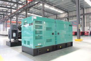 Generatore di vendita 50kVA Cummins della fabbrica con il generatore diesel silenzioso del Ce (GDC50)