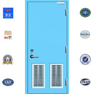 Porta antincendio d'acciaio Rated dell'uscita di obbligazione della porta antincendio anti Emergency dell'uscita di sicurezza