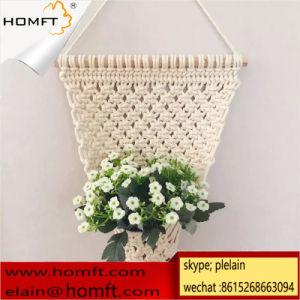 Характер цвета хлопок веревки Flower Pot зал в стиле Арт Деко подвес