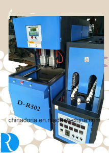 2La cavité Stretch Blow semi-automatique Machine de moulage pour 5L Bouteille PET
