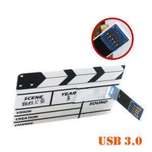최고 호리호리한 신용 카드 USB 3.0 저속한 드라이브
