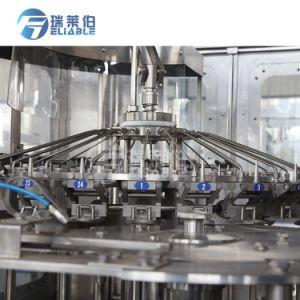 純粋な水充填機/装置を飲む12000bph自動鉱物