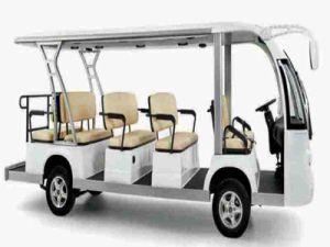 Aprovação e 14 lugares carros de golfe eléctrico modelo DS-S11+3