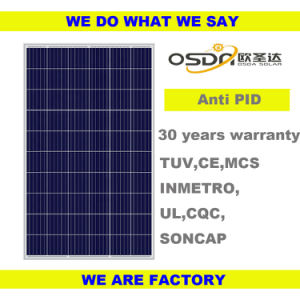 Brasil 270W Poly Painel Solar com Certificado Inmetro (APD270-30-P)