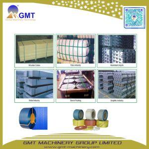 Pet plástico de alta eficiência de PP cinta de embalagem de extrusão de mosaico de fita