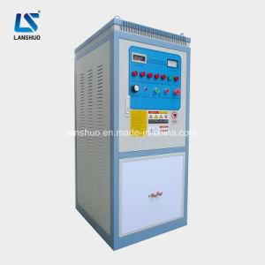高周波誘導加熱の金属の熱い鍛造材機械