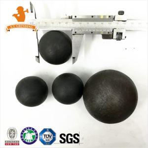 Dia 20mm-150mm Balle de broyage en acier forgé pour l'exploitation minière