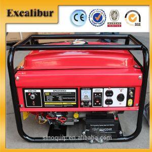Excalibur 2.5kw Benzin-Generator