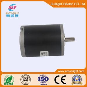 24V DC precio de fábrica de 3000rpm del motor eléctrico de cepillo para el coche