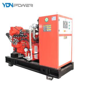 50kw 62,5 kVA Cummins generador eléctrico de Gas Natural con la CHP