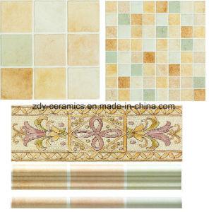 建築材料の多重陶磁器の床の壁のタイル
