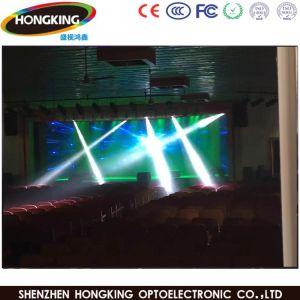 La haute définition à l'intérieur plein écran LED de couleur pour la location de publicité
