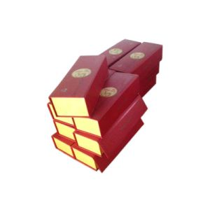 Personalizado de alta calidad caja de embalaje para regalo