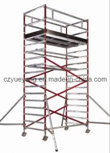 Sistema de Torre de andaimes de acesso de alumínio (AT-SP30)
