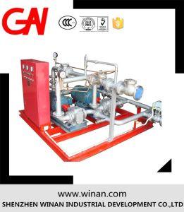 Moteur électrique de la mousse de haute qualité du système de la pompe pour pompe incendie