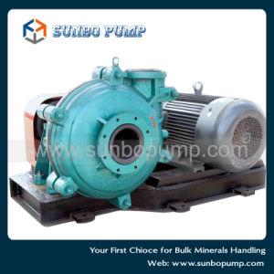 Pompa centrifuga industriale resistente dei residui
