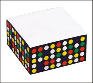400 folhas Memo Papel Cube