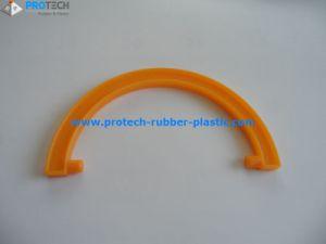 Kundenspezifischer geformter Einspritzung-Plastikgriff