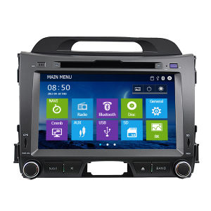 Car DVD with GPS for KIA Sportage 2011 (F-8012)