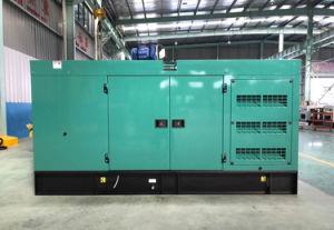 150kVA Groupe électrogène Diesel silencieux pour la vente - Cummins Powered (6BTAA5.9-G12) (GDC150*S)