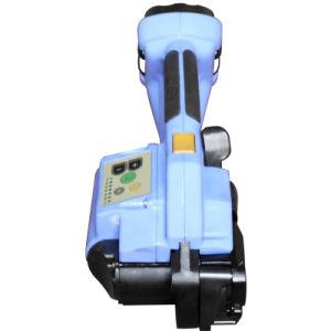 Herramienta de embalaje alimentado por batería máquina flejadora para correas de PP/PET