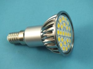 Neues JDR E14 24 5050 SMD LED Scheinwerfer-Lampe