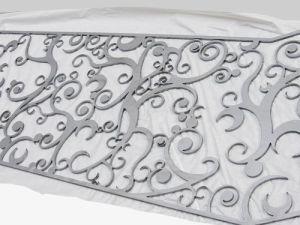 Edelstahl-Aluminiummetalllaser-Ausschnitt