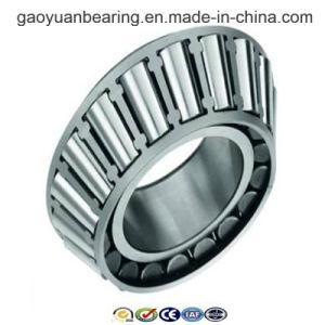 Los rodamientos de rodillos cónicos de buena calidad de cojinete de métricas (30205)