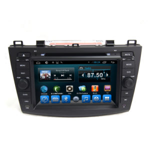 Car Multimedia Player GPS Navigation System Mazda 3