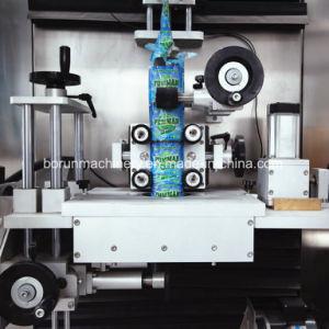 De Fles van de drank krimpt Machine van de Etikettering van de Koker de Verpakkende