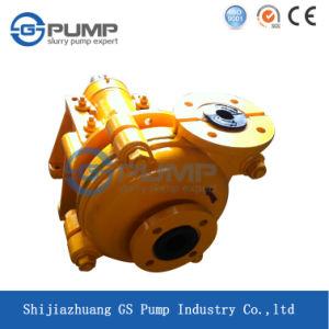 RubberVoering en Chroom 26% van de Machine van de Pomp van de dunne modder met Motor voor Mijnbouw en Industrie