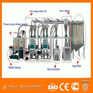 10t/D完全セットのムギの製粉機械