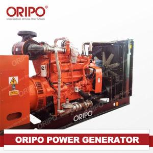 35kVA Oripo gerador diesel silenciosa eléctricos com motor Lovol
