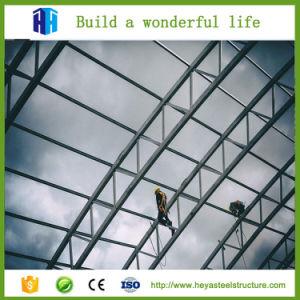 Estructura de metal Taller de almacenamiento de bastidor de acero fabricado en China