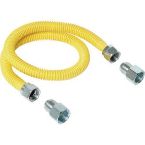 CSA Ssの適用範囲が広いガスのコネクターホースは303に塗った