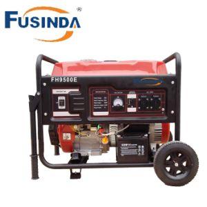 De Benzine van de Motor van de Leverancier van China (Fusinda) 6.5kw/7kw/8kw 220V Gx390