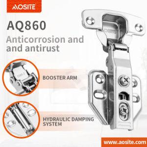AQ860 inseparáveis amortecimento hidráulico porta articulada hardware