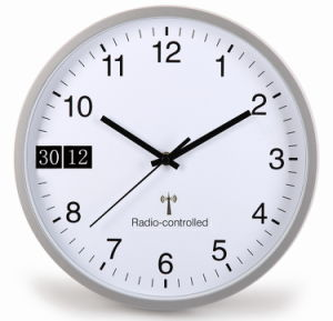 Horloge de mur de chiquenaude