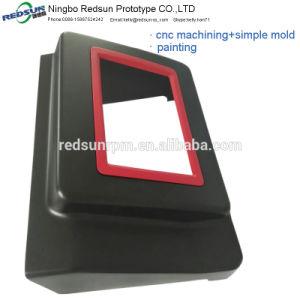 2018 Novo Design de vermelho de CNC-014 Precision plástico CNC protótipo rápido