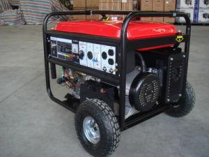 La generadora de energía de la gasolina/generador de gasolina HF6500E.