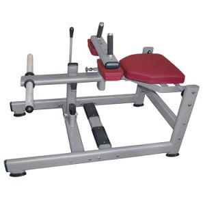 L'aumento messo del vitello appesantisce liberamente la forma fisica della strumentazione di ginnastica di concentrazione del martello