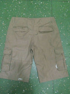 Pantaloni del carico del Mens lavati disegno di modo bruscamente, vestiti dei ragazzi, vestiti dello stilista dei ragazzi