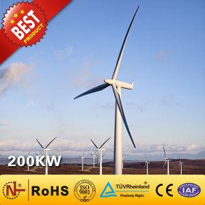 Grande Gerador de Energia Eólica/turbina eólica (200 kw)