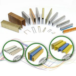 De Industriële Nietjes van Omer 3G voor Furnituring