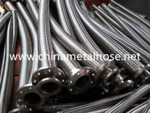 良質のステンレス鋼の適用範囲が広い二重編みこみのホース